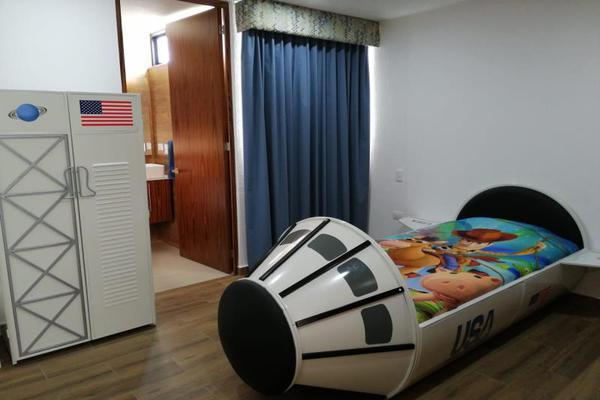 Foto de casa en venta en  , lomas de angelópolis ii, san andrés cholula, puebla, 10080809 No. 17