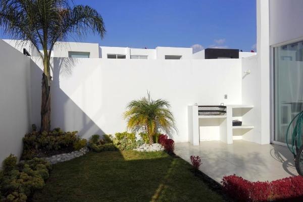 Foto de casa en renta en  , lomas de angelópolis ii, san andrés cholula, puebla, 11396344 No. 01