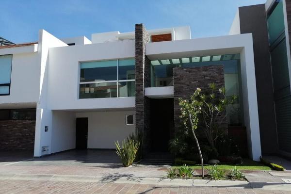 Foto de casa en venta en  , lomas de angelópolis ii, san andrés cholula, puebla, 11396379 No. 01