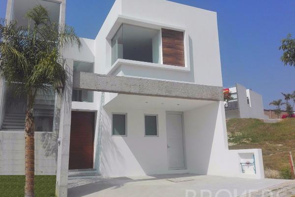 Foto de casa en venta en  , lomas de angelópolis ii, san andrés cholula, puebla, 2718786 No. 01