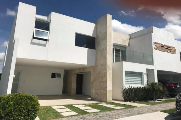 Foto de casa en renta en  , lomas de angelópolis ii, san andrés cholula, puebla, 5634233 No. 01