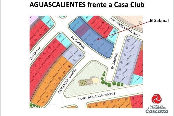 Foto de terreno habitacional en venta en  , lomas de angelópolis ii, san andrés cholula, puebla, 5689549 No. 04