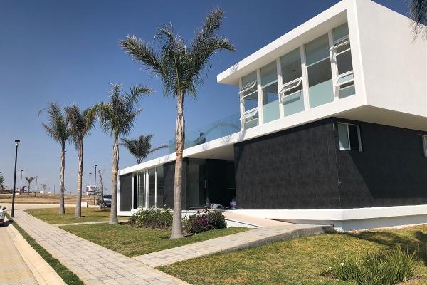 Foto de terreno habitacional en venta en  , lomas de angelópolis ii, san andrés cholula, puebla, 5694322 No. 04