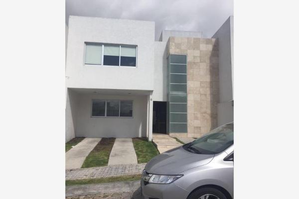 Foto de casa en renta en  , lomas de angelópolis, san andrés cholula, puebla, 6144612 No. 01