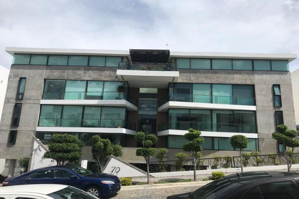 Foto de departamento en renta en  , lomas de angelópolis, san andrés cholula, puebla, 6178974 No. 01