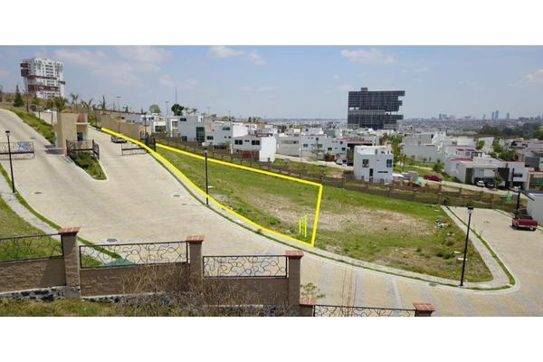 Foto de terreno habitacional en venta en  , lomas de angelópolis ii, san andrés cholula, puebla, 7311362 No. 06