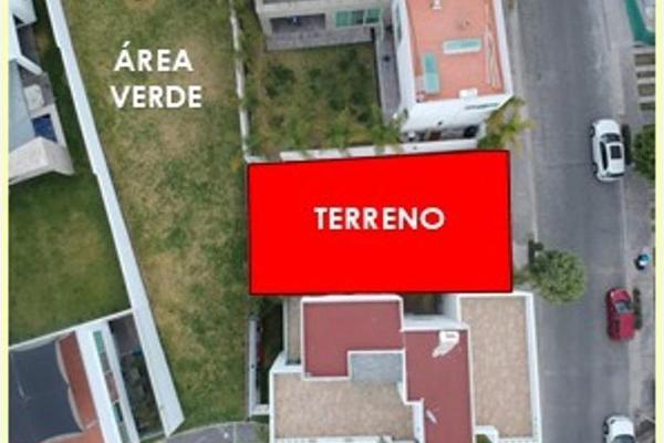 Foto de terreno habitacional en venta en  , lomas de angelópolis, san andrés cholula, puebla, 8118221 No. 01