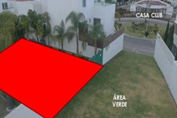 Foto de terreno habitacional en venta en  , lomas de angelópolis, san andrés cholula, puebla, 8118221 No. 03