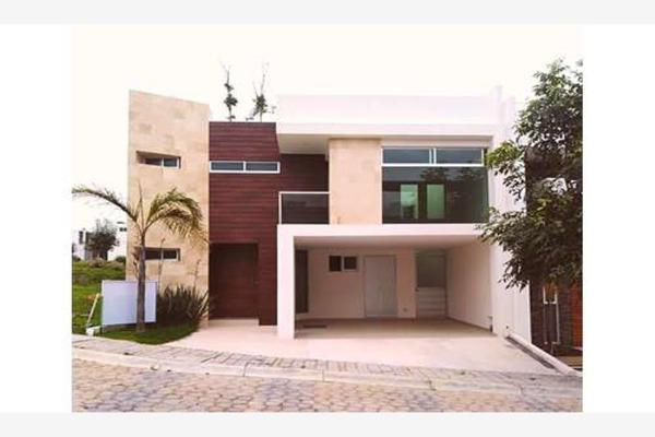 Foto de casa en venta en  , lomas de angelópolis ii, san andrés cholula, puebla, 8122673 No. 01