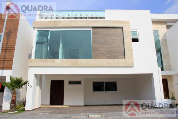 Foto de casa en venta en  , lomas de angelópolis ii, san andrés cholula, puebla, 8767329 No. 01