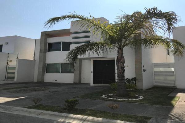 Foto de casa en venta en  , lomas de angelópolis ii, san andrés cholula, puebla, 8767524 No. 01