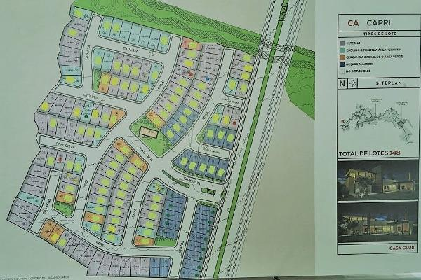 Foto de terreno habitacional en venta en lomas de angelópolis , lomas de angelópolis privanza, san andrés cholula, puebla, 6168787 No. 03