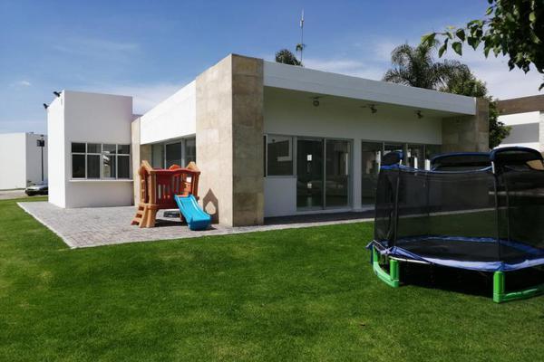 Foto de terreno habitacional en venta en  , lomas de angelópolis privanza, san andrés cholula, puebla, 10015572 No. 04