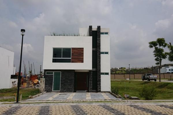 Foto de casa en venta en  , lomas de angelópolis ii, san andrés cholula, puebla, 4420847 No. 01