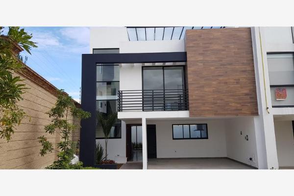 Foto de casa en venta en  , lomas de angelópolis, san andrés cholula, puebla, 6131244 No. 01