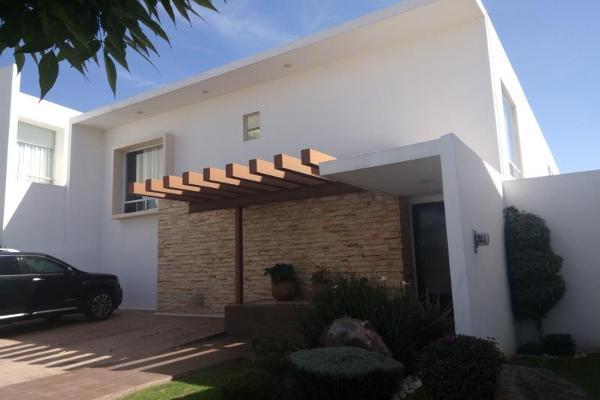 Foto de casa en renta en  , lomas de angelópolis, san andrés cholula, puebla, 6189145 No. 01