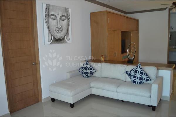 Foto de departamento en renta en  , amatitlán, cuernavaca, morelos, 5672035 No. 37