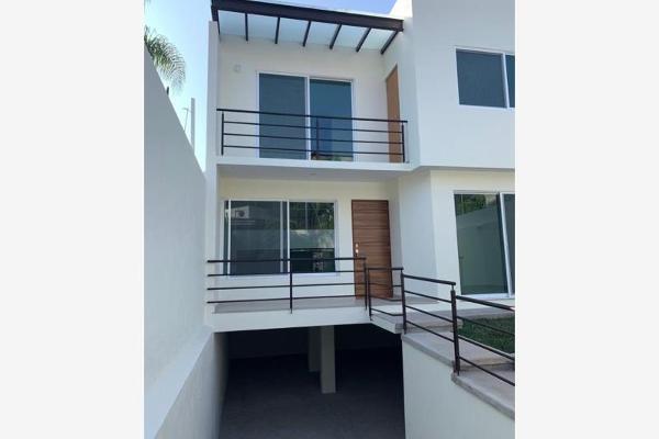 Foto de casa en venta en  , lomas de atzingo, cuernavaca, morelos, 8397913 No. 01