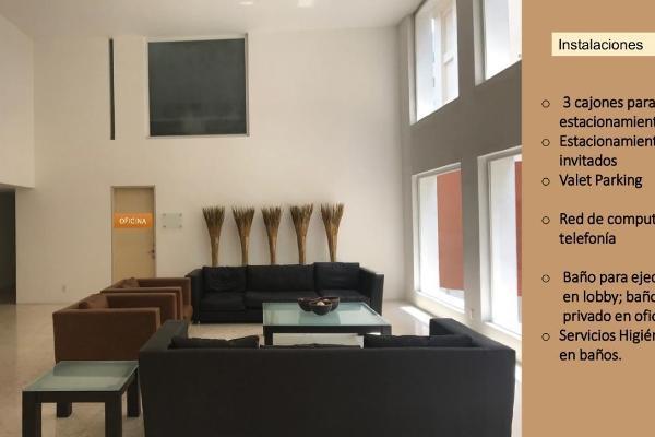 Foto de oficina en venta en  , lomas de bezares, miguel hidalgo, df / cdmx, 8898176 No. 03