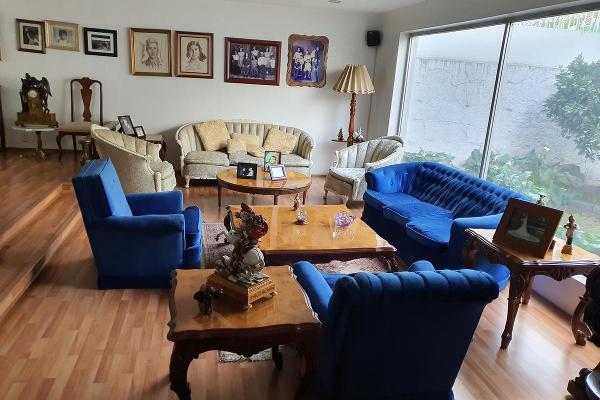 Foto de casa en renta en  , lomas de chapultepec iv sección, miguel hidalgo, df / cdmx, 12263686 No. 03