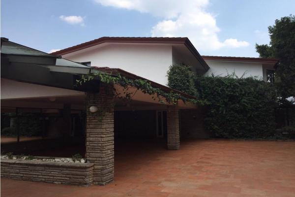 Foto de terreno habitacional en venta en  , lomas de chapultepec ii sección, miguel hidalgo, df / cdmx, 8150316 No. 04