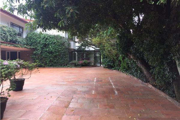Foto de terreno habitacional en venta en  , lomas de chapultepec ii sección, miguel hidalgo, df / cdmx, 8150316 No. 06
