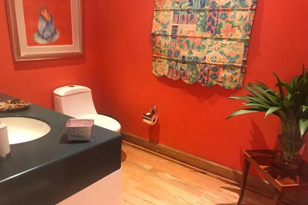 Foto de casa en venta en  , lomas de chapultepec ii sección, miguel hidalgo, df / cdmx, 8152467 No. 17