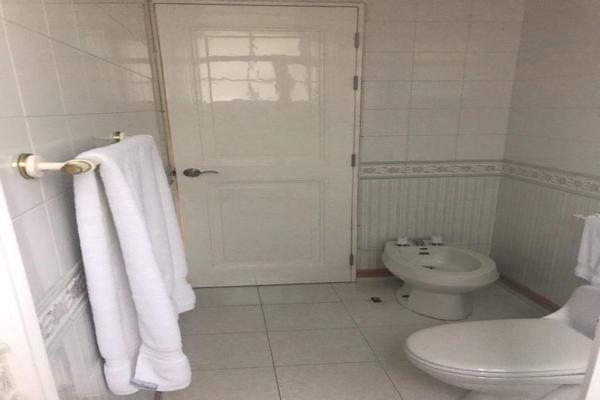 Foto de casa en venta en  , lomas de chapultepec ii sección, miguel hidalgo, df / cdmx, 8152467 No. 21