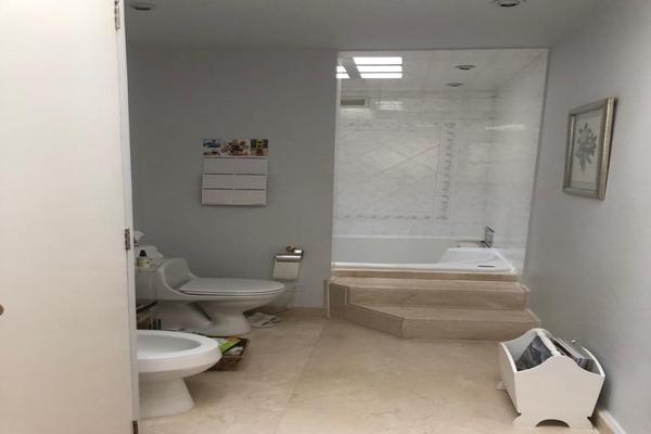 Foto de casa en venta en  , lomas de chapultepec ii sección, miguel hidalgo, df / cdmx, 8152467 No. 27