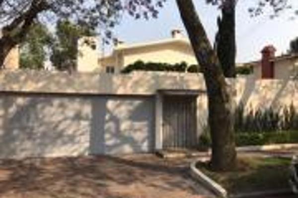 Foto de casa en renta en  , lomas de chapultepec ii sección, miguel hidalgo, distrito federal, 3432569 No. 01