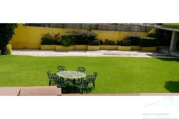 Foto de terreno habitacional en venta en  , lomas de chapultepec ii sección, miguel hidalgo, distrito federal, 8150316 No. 05