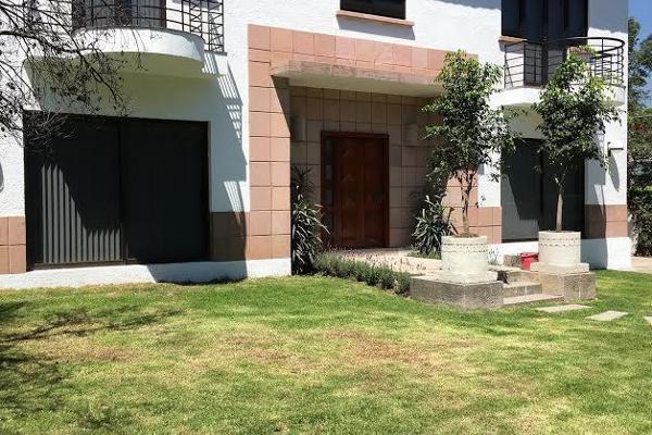 Foto de casa en renta en  , lomas de chapultepec vii sección, miguel hidalgo, df / cdmx, 14029733 No. 02