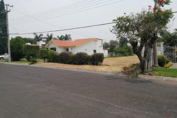 Foto de terreno habitacional en venta en lomas de cocoyoc 88, lomas de cocoyoc, atlatlahucan, morelos, 12276863 No. 01