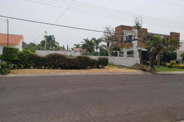 Foto de terreno habitacional en venta en lomas de cocoyoc 88, lomas de cocoyoc, atlatlahucan, morelos, 12276863 No. 02