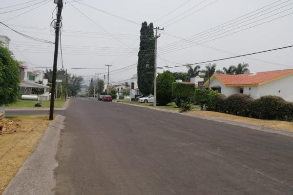 Foto de terreno habitacional en venta en lomas de cocoyoc 88, lomas de cocoyoc, atlatlahucan, morelos, 12276863 No. 03