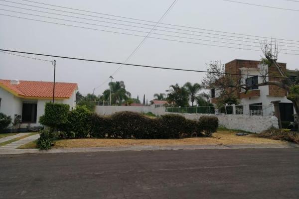 Foto de terreno habitacional en venta en lomas de cocoyoc 88, lomas de cocoyoc, atlatlahucan, morelos, 12276863 No. 04