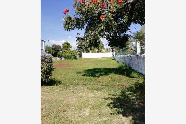 Foto de terreno habitacional en venta en lomas de cocoyoc 88, lomas de cocoyoc, atlatlahucan, morelos, 12276863 No. 06