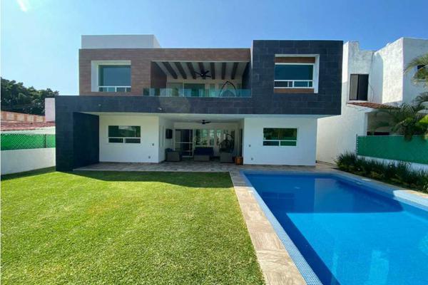 Foto de casa en renta en  , lomas de cocoyoc, atlatlahucan, morelos, 18095627 No. 01