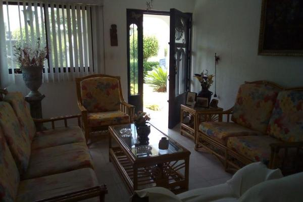 Foto de casa en venta en  , lomas de cocoyoc, atlatlahucan, morelos, 3672057 No. 04
