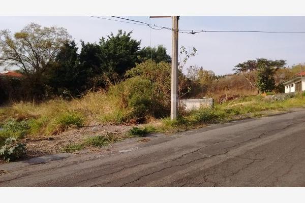 Foto de terreno habitacional en venta en  , lomas de cocoyoc, atlatlahucan, morelos, 5335227 No. 06