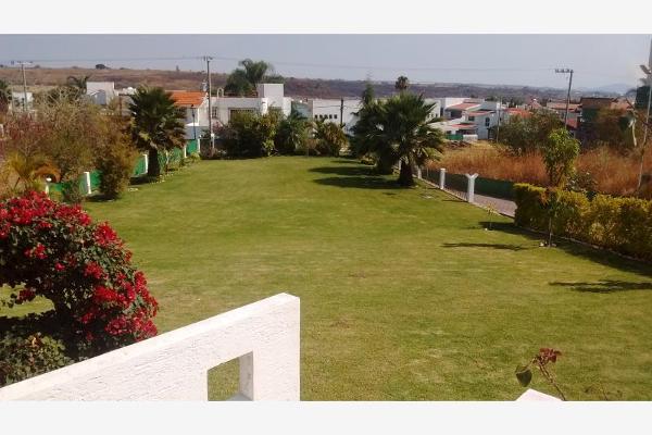Foto de casa en venta en  , lomas de cocoyoc, atlatlahucan, morelos, 5373355 No. 14