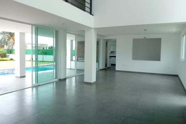 Foto de casa en venta en  , lomas de cocoyoc, atlatlahucan, morelos, 5375398 No. 04