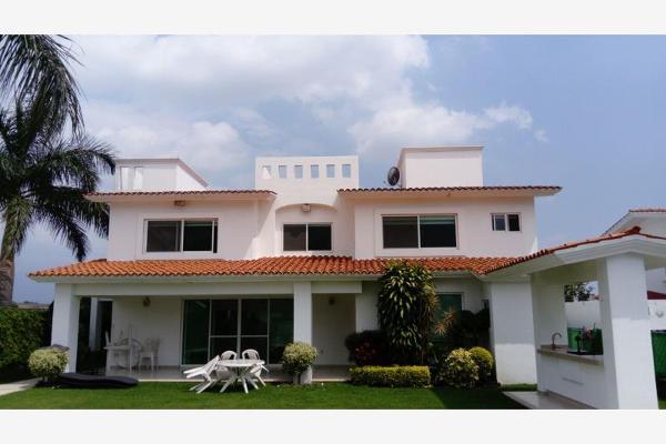 Foto de casa en venta en  , lomas de cocoyoc, atlatlahucan, morelos, 5376108 No. 01