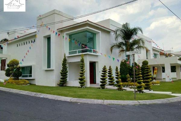 Foto de casa en venta en  , lomas de cocoyoc, atlatlahucan, morelos, 5418776 No. 01