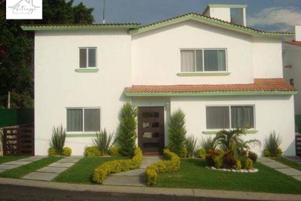 Foto de casa en venta en  , lomas de cocoyoc, atlatlahucan, morelos, 5422672 No. 01