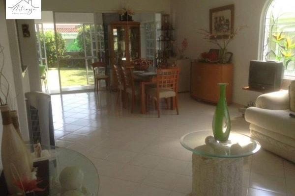 Foto de casa en venta en  , lomas de cocoyoc, atlatlahucan, morelos, 5422720 No. 03