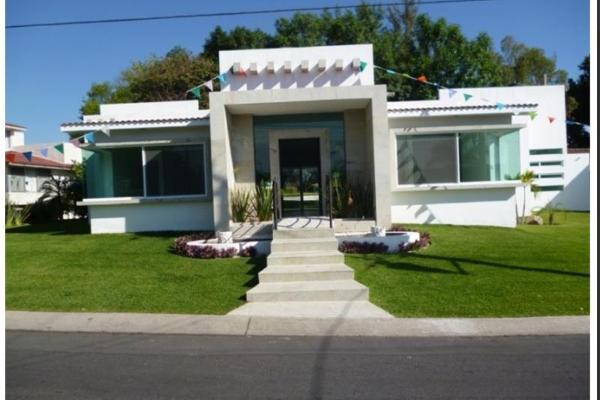 Foto de casa en venta en  , lomas de cocoyoc, atlatlahucan, morelos, 5430983 No. 01