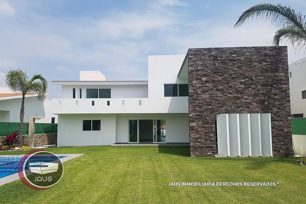 Foto de casa en venta en  , lomas de cocoyoc, atlatlahucan, morelos, 5808151 No. 01