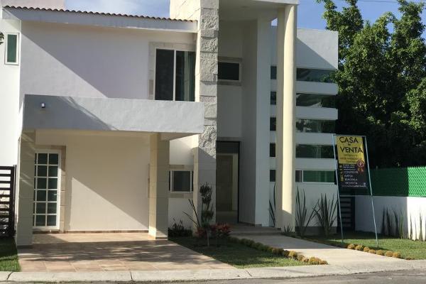Foto de casa en venta en  , lomas de cocoyoc, atlatlahucan, morelos, 5819527 No. 01