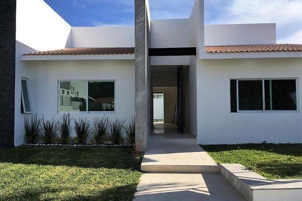 Foto de casa en venta en  , lomas de cocoyoc, atlatlahucan, morelos, 5831650 No. 01
